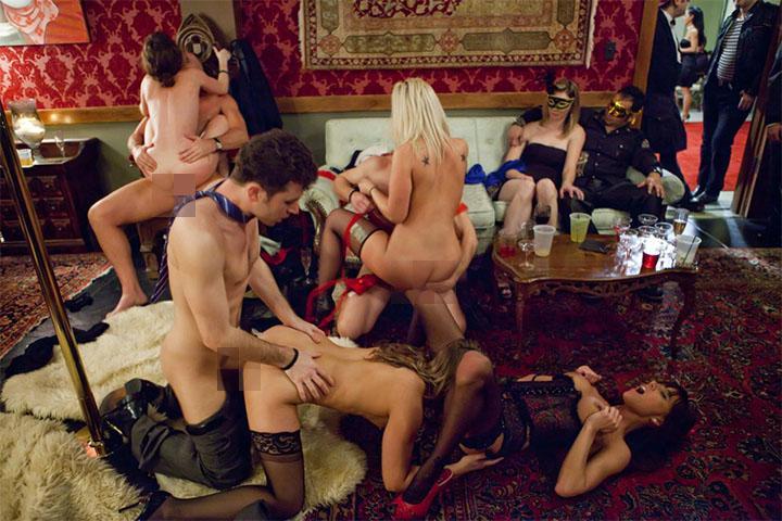 Фото секса в сфингер клубах