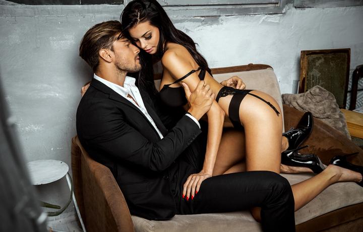 Секс в цель