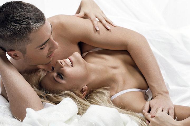 Польза утреннего секса