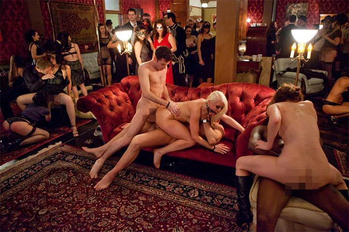 Свингерские фото вечеринки